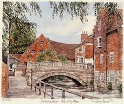 Winchester City Mill - NT
