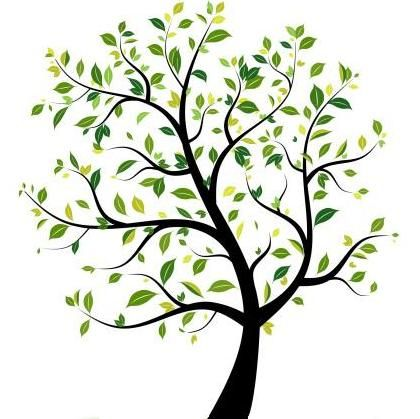 tree of life tattoo designs | Colorful Tree of Life. Maybe adding a different colored leaf for each child?