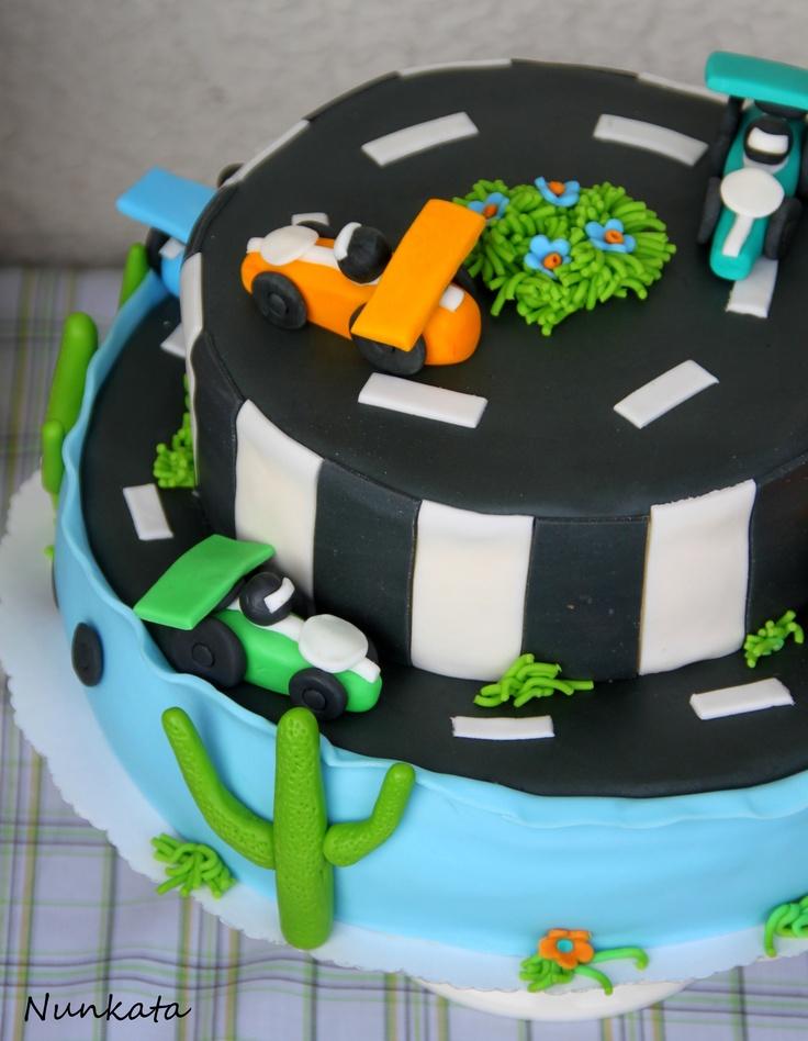 Boy's Cake