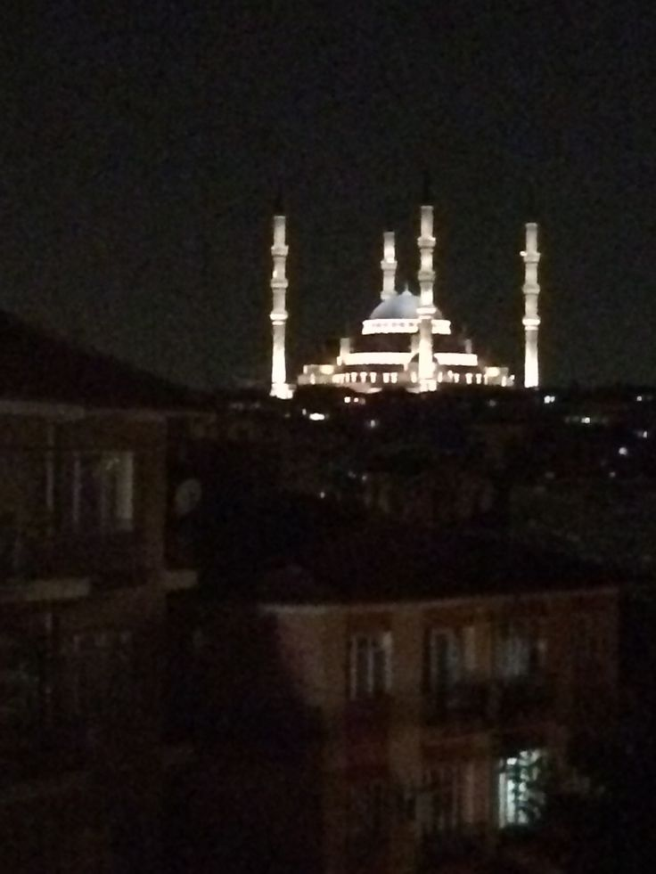 Kocatepe Mosque - Ankara