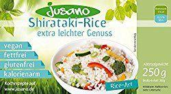 Konjak Reis online kaufen - Low Carb Reis