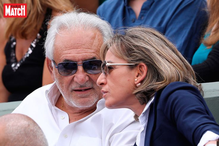 Dominique Strauss-Kahn et sa compagne Myriam L'Aouffir à Roland Garros Un nouvelle fois, Dominique Strauss-Kahn et sa compagne Myriam L'Aouffir se sont rendus à Roland Garros.Dominique Strauss-Kahn est un habitué des ... http://www.parismatch.com/People/Dominique-Strauss-Kahn-et-sa-compagne-Myriam-a-Roland-Garros-1274915