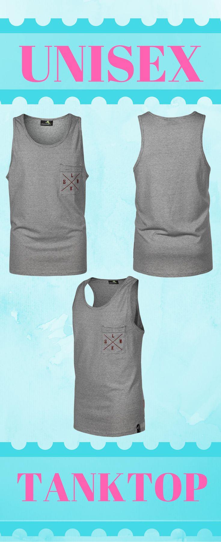 Hier findest du ein Unisex Tanktop Shirt für deinen nächsten Strandbesuch. Hol dir die Klamotten von Schwerelosigkite im Kitalden Kiteshop. #fashion #beachwear #kiteshop https://www.kite-team.de/Unisex-Tanktop-SWLK