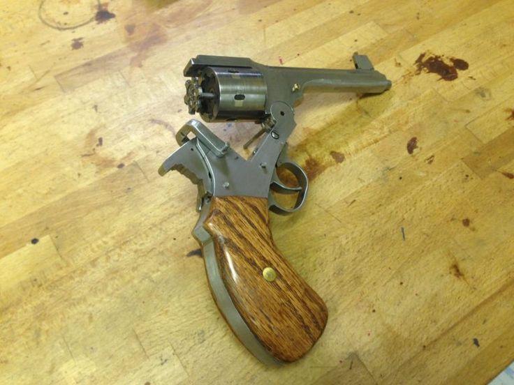 Фото самодельные револьверы