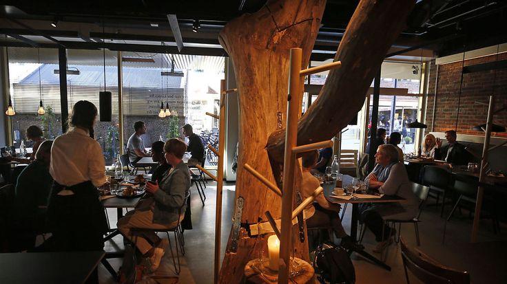 På Tøyen senter skjer det flotte ting i matveien – Norð & Natt tar ideen om en bydelsrestaurant til nye høyder.