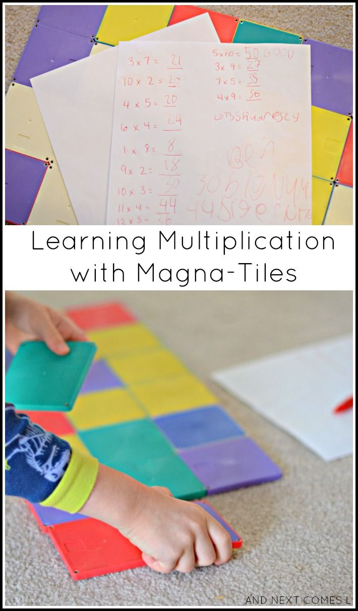 83 best Magna-Tiles® Math images on Pinterest | Calculus, Maths and ...