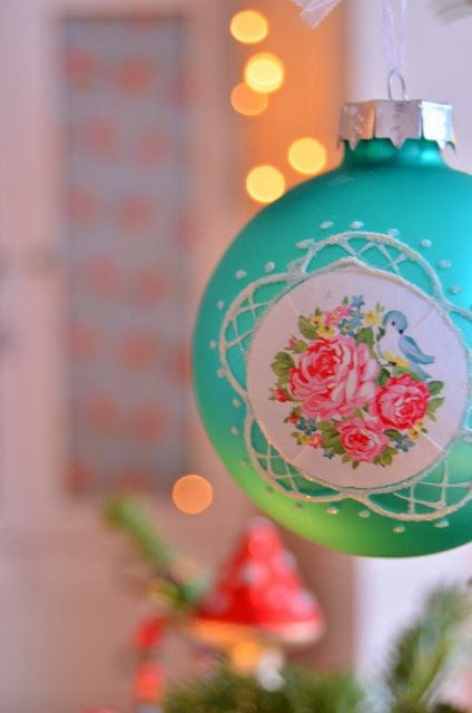 @ Hooks and more: Christmas bauble