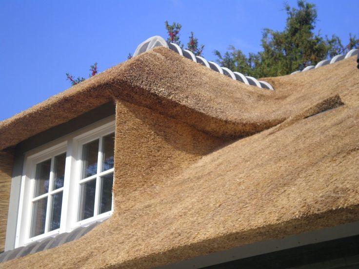Timmerwerk aan rieten dak in Achterveld | Rietdekkersbedrijf De Rietdekker