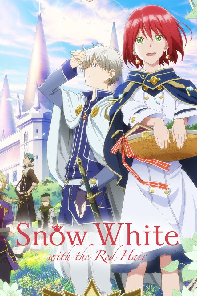 Snow White With The Red Hair Snow White With The Red Hair Red