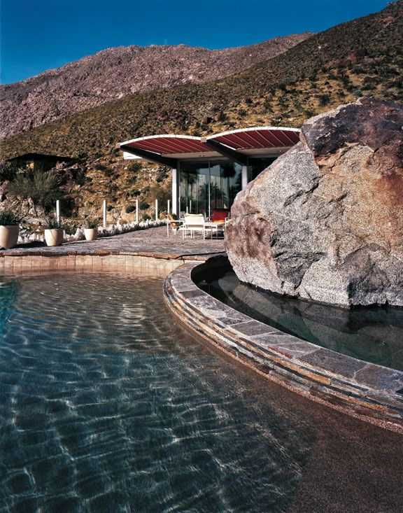 La Russell House, Palm Springs © Philippe Garcia