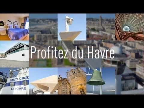 Profitez du Havre, le temps d'un happy week-end en ville !  1 nuit achetée = 1 nuit offerte  http://www.lehavretourisme.com/fr/week-ends-et-sejours/happy-week-end-en-ville.html