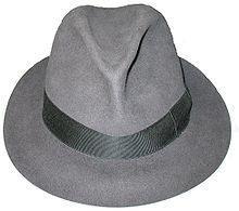 Фетровая шляпа борсалино купить