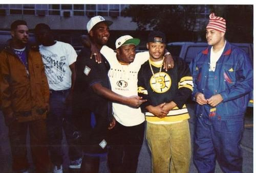 Scarface and MC Breed