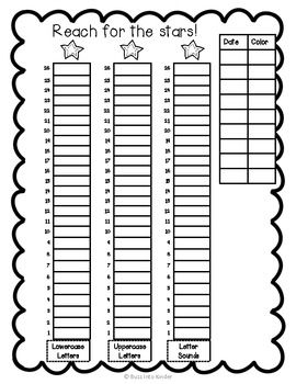 KINDERGARTEN DATA BINDERS - Perfect for tracking student progress through out the year! Buzz Into Kinder