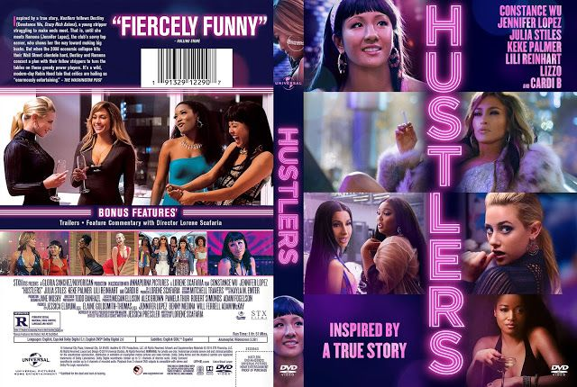 Hustlers Dvd Cover Dvd Covers Movie Blog Movie Info