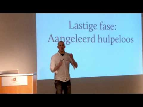 Onderpresteren en het persoonlijke verhaal van Tijl Koenderink - YouTube