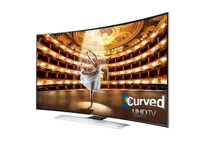 Does anyone out there really want a curved TV? Manufacturers promise a more'immersive' viewing experience, but are consumers really buying it?