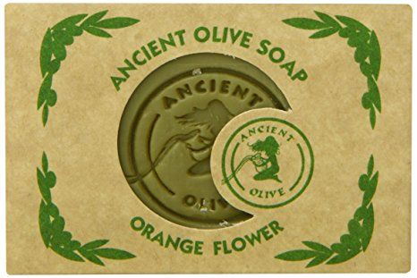 Ancient Olive Soap Molded Soap Bar, Orange Flower, 3.53 Ounce Review