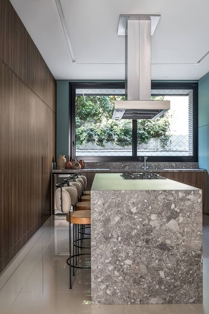 Cosmopolitan House By Nogueira Talita Homeadore Apartment Design House Kitchen Design Trends