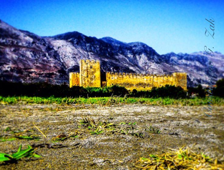 #φραγκοκάστελο #Κρήτη #Χανιά