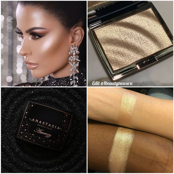 Anastasia Beverly Hills Amrezy Highlighter Valentines Day 2018