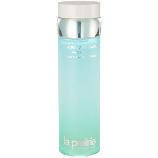 La Prairie Advanced Marine Biology Tonic ($80) ❤ liked on Polyvore featuring beauty products, skincare, face care, no color, la prairie, la prairie skincare and la prairie skin care