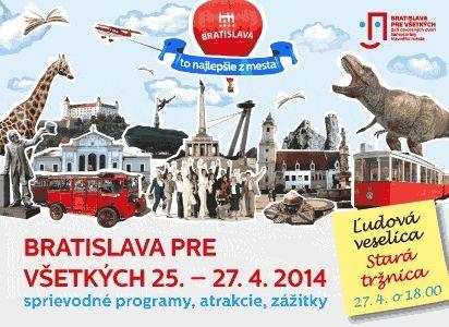 Bratislava pre všetkých 2014 | Sdetmi.com