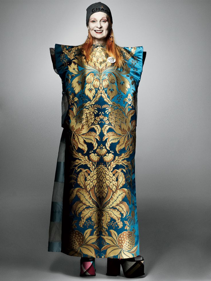 Vivienne Westwood by Craig McDean for Interview Magazine-3