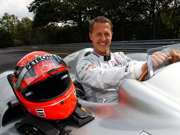 Michael Schumacher's Memorabilia Collection To Go On Permanent Display — For Free