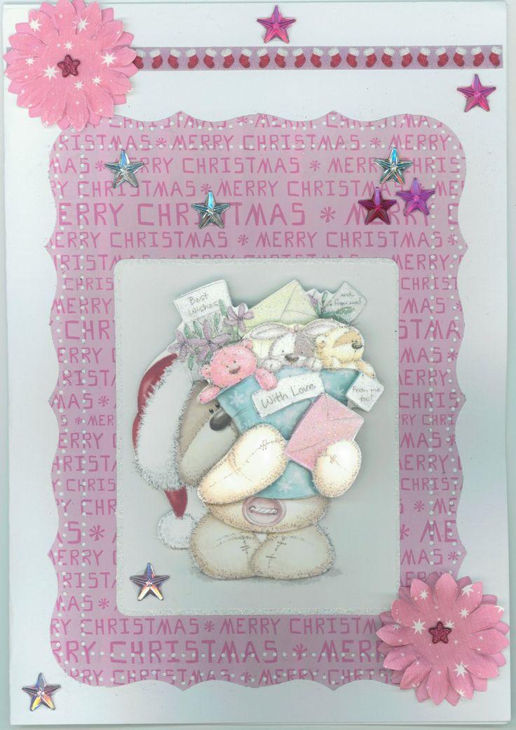 Christmas Card 2012; Fizzy Moon