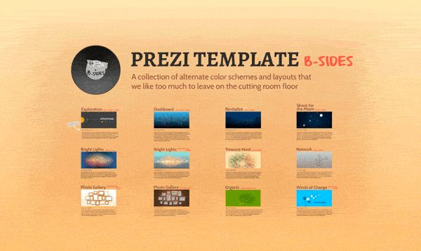 12 free prezi templates from the official Prezi Blog