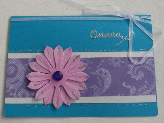 Kortti #4 / Greeting card by Miss Piggy