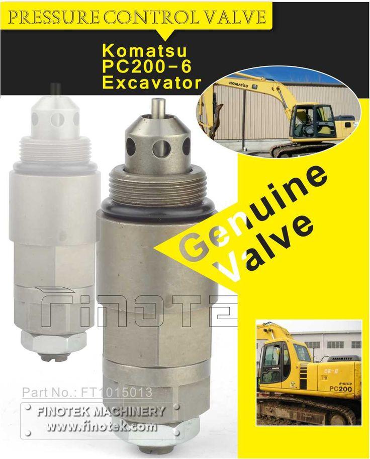 http://www.finotek.com/komatsu-excavator-control-valve/