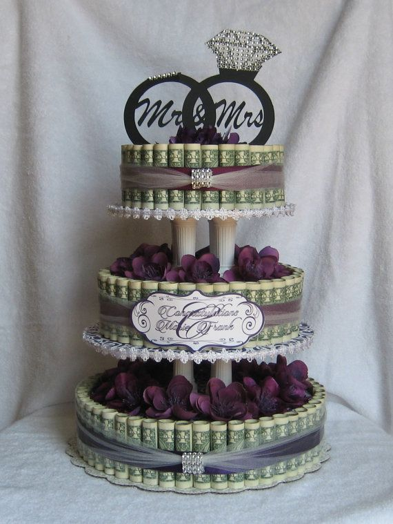 Money Cakes from Creative Creations by MC, Is a great, unique and fun way to give a sweet treat you dont eat!  All my cakes are custom made