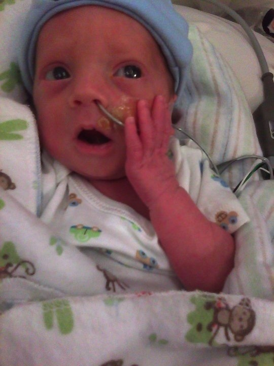 no way  12 hilariously surprised babies