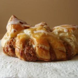 Bear claws recipe