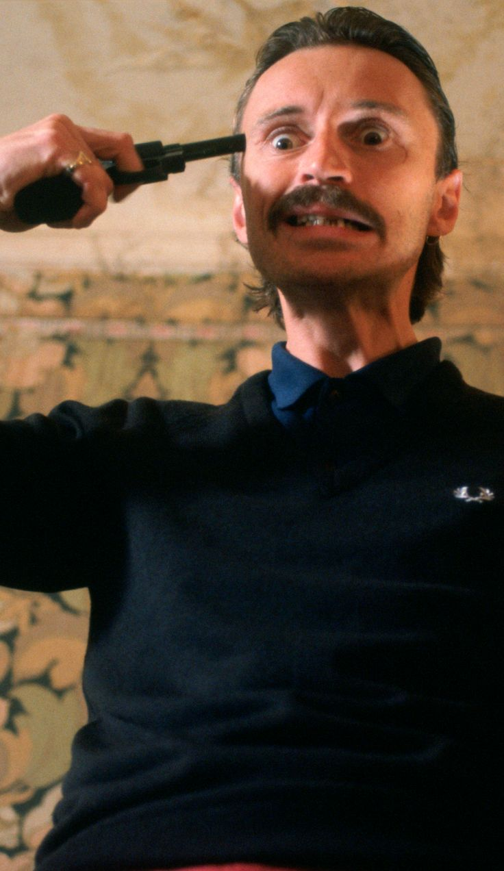 Robert Carlyle as Begbie in Trainspotting. T2 will be released on 27th January 2017.