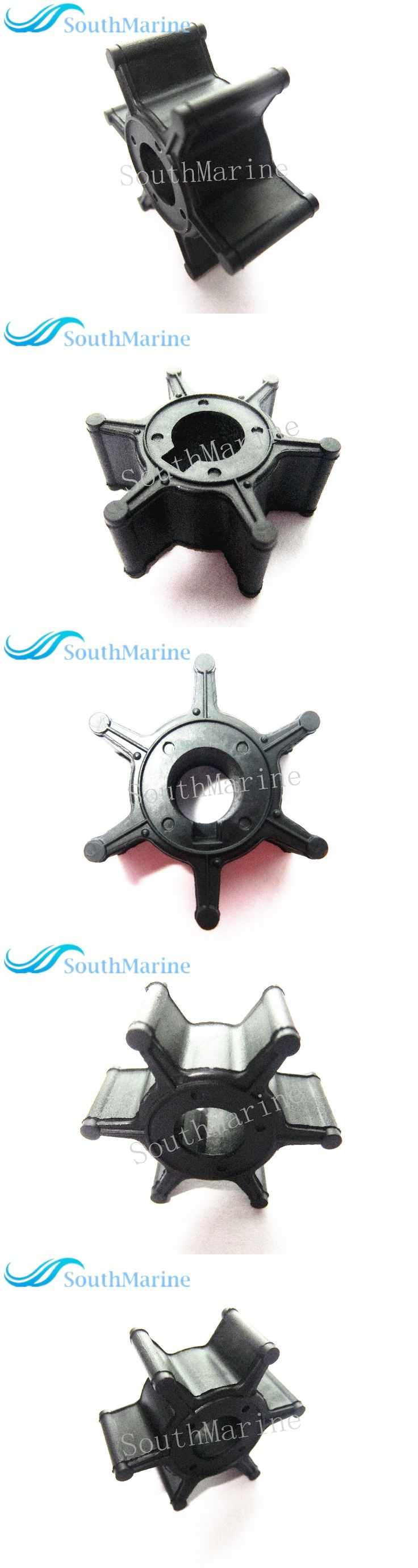 Boat Engine Impeller 6L5-44352-00 for Yamaha 4-Stroke 2.5HP F2.5 Outboard Motor Water Pump , Hidea Outboard Impeller