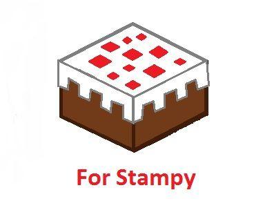 Hope you like it Stampylonghead