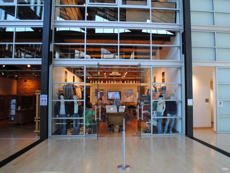 Pixar Store