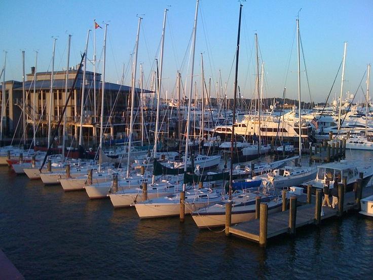 Zeit in Annapolis