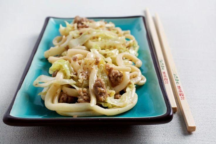 Stir-Fried Shanghai Noodles