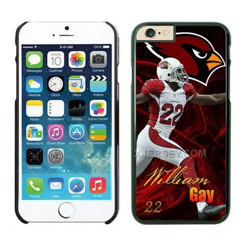 http://www.xjersey.com/arizona-cardinals-william-gay-iphone-6-cases-black.html ARIZONA CARDINALS WILLIAM GAY IPHONE 6 CASES BLACK Only $21.00 , Free Shipping!