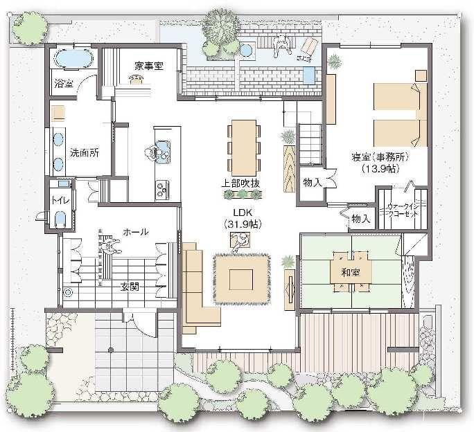 小山展示場|栃木県|住宅展示場案内(モデルハウス)|積水ハウス