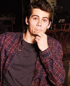 Pin for Later: 38 Hot Guys Who Prove 1 Little Wink Can Go a Long Way Dylan O'Brien