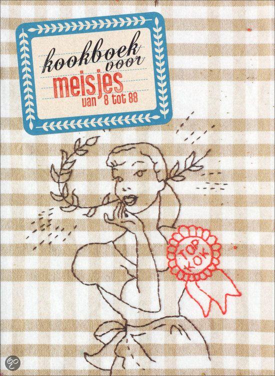 KOOKBOEK VOOR MEISJES VAN 8 TOT 88 - Mirjam van der Rijst - ISBN 9789057674709. Voor alle zoete meisjes, stoute meisjes, meisjes van het boerenland, viswijven, koosjere meisjes, keukenprinsessen, groen(t)e meisjes, verliefde meisjes, theetantes, zwangere meisjes, meisjes van minstens 88, outdoor meiden, meisjes van plezier, javaanse meisjes, ijskoninginnen tot en met 'geen echte meisjes'. GRATIS VERZENDING - BESTELLEN BIJ TOPBOOKS VIA BOL COM OF VERDER LEZEN? DUBBELKLIK OP BOVENSTAANDE FOTO!