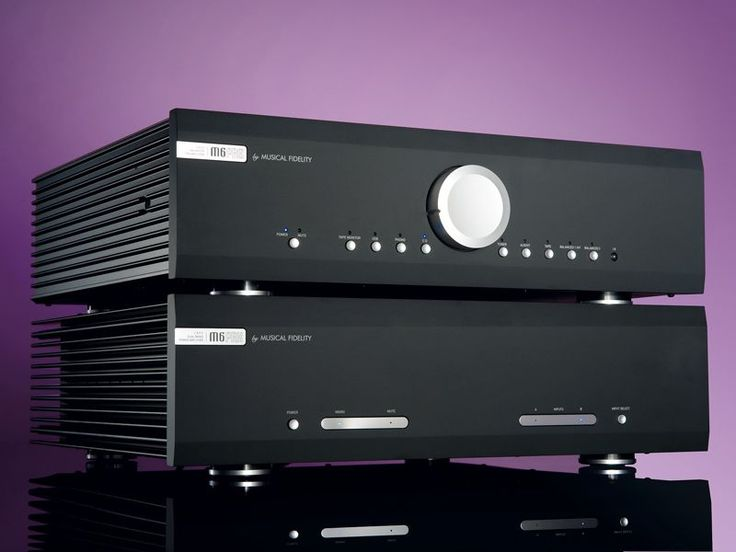 Musical Fidelity M6PRE pre and M6PRX power amplifer review | Musical Fidelity are taking on the high-end Hi-Fi manufacturers with a quality amp pairing at a reasonable price Reviews | TechRadar