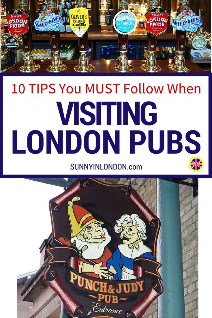 Visiting London and not sure what to do in a pub? This vlog from an American expat living in London married to a British man gives you advice on what to do in London pubs so you don't embarass yourself!