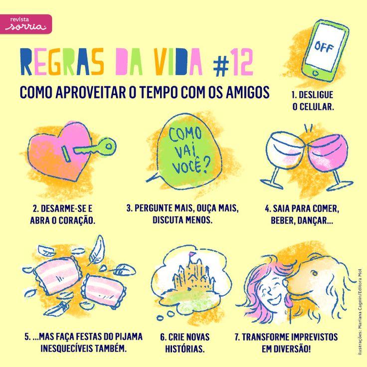 Acompanhe essa e outras séries da Sorria em www.facebook.com/revistasorria