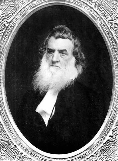 Gideon Welles, United States Secretary of the Navy from 1861-1869